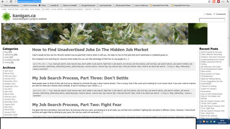 Kanigan-april-2011-job-search