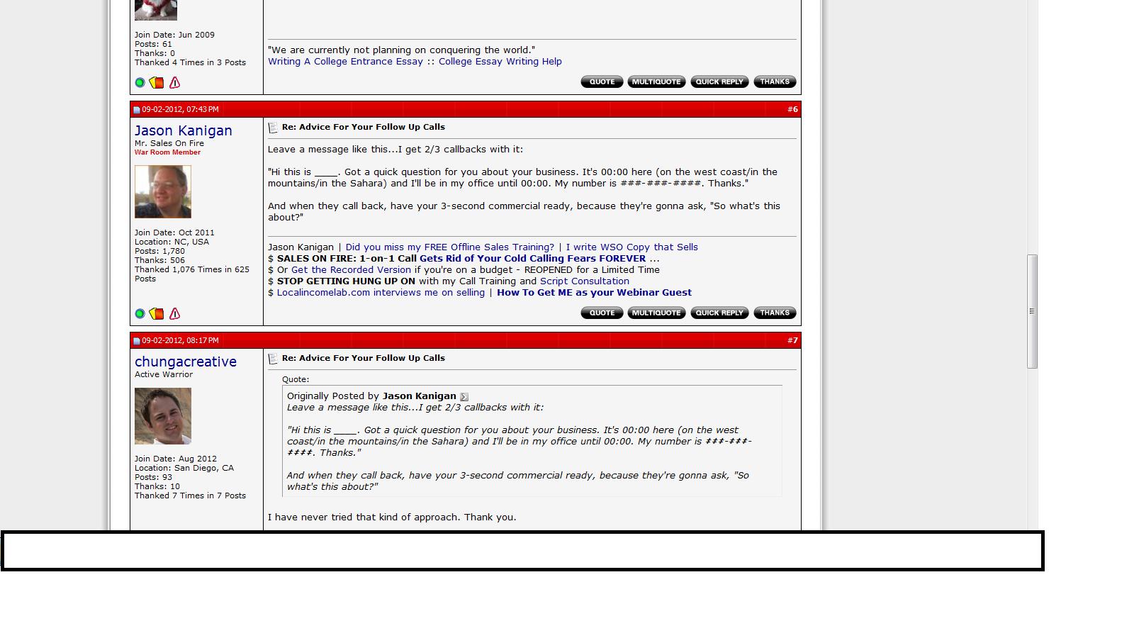 The Alexa Smith Warrior Forum Scam: Warrior Forum